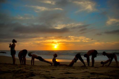 'Sun Sets'
